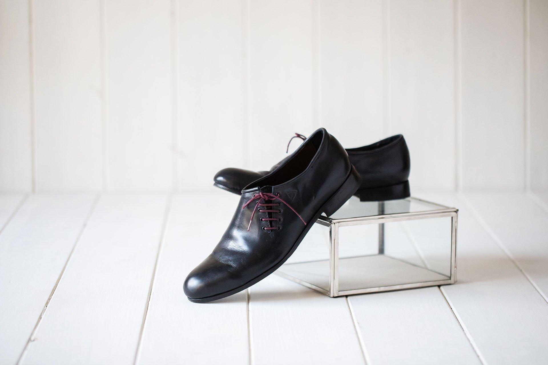 Pantofola-liscio-laccio-A1