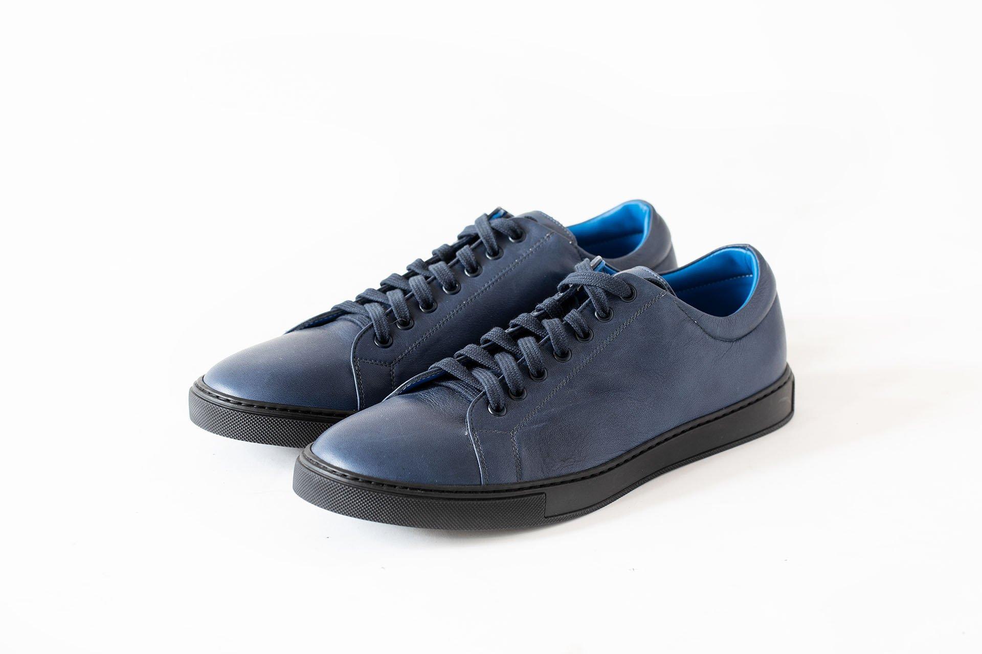 Sneakers-basso-vitello-blu-1